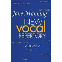 New Vocal Repertory 2