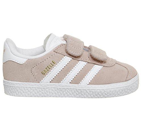 Adidas Gazelle CF I, Zapatillas de Deporte Unisex Niño, Rosa...