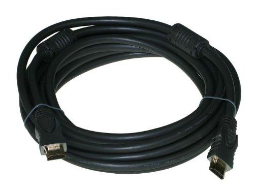HDMI Kabel Premium 5 Meter Mantelstromfilter