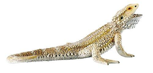 ielfigur, Bartagame, ca. 12,5 cm (Spielzeug-echsen)