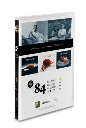 Ferran Adria Ingenios DVD - 84 Recipes -