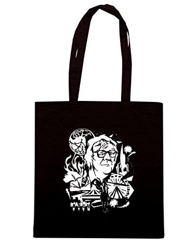 T-Shirtshock - Borsa Shopping FUN0162 06 26 2012 Bradbury T SHIRT det Nero