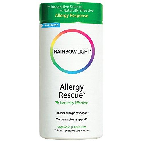 Allergie-Rettung, 60 Tabletten - Regenbogen-Licht