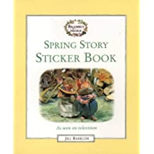 Brambly Hedge – Spring Story Sticker Book