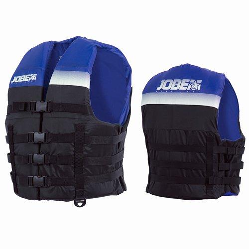 Jobe Dual - Chaleco Salvavidas, Unisex Adulto, 244817573-4XL/5XL, Azul, XXXXL/XXXXXL