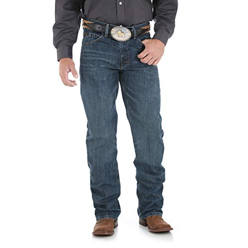 Wrangler Herren Jeanshose 20X 01 Competition Relaxed Fit - Blau - 32W / 32L -