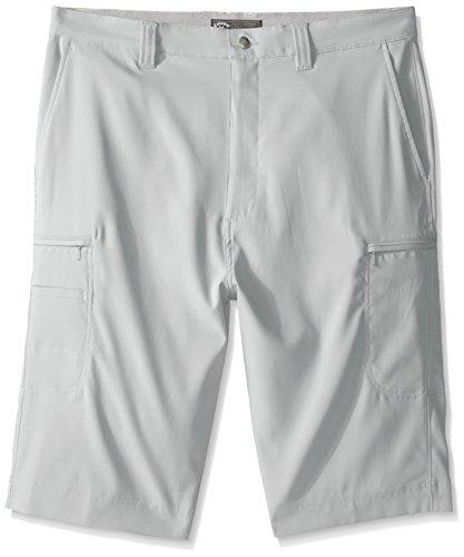 Callaway Herren Big & Tall Cargo Shorts, Herren, High Rise, Size 36 Tall