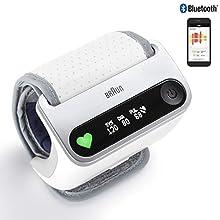 Braun iCheck 7 BPW4500WE Wrist Blood Pressure Monitor