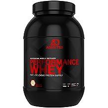 Whey Protein für Eiweißshake mit Eiweißpulver Vanille • PERFORMANCE WHEY von ADDICTED® 1000g • Proteinpulver für Protein Shakes mit BCAA | Aminosäuren • Auch als Diät Shake zum Abnehmen | Abnehmshakes