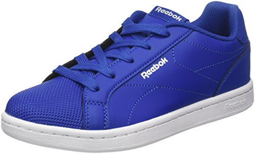 Reebok Complete CLN, Zapatillas de Tenis para Niños, Azul (Collegiate Royal/White 000), 38 EU
