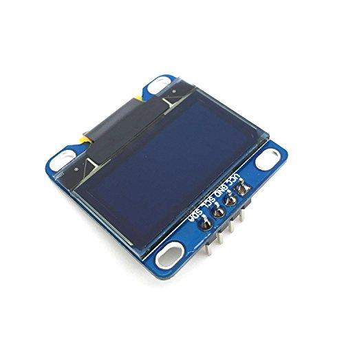AptoFun de 0,96 pulgadas I2c IIC Serial 128x64 Oled LCD Oled LED módulo para pantalla Arduino 51 Msp420 Stim32 SCR