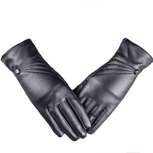 saingace-1-pair-fashion-lady-women-fashion-luxurious-faux-leather-winter-super-warm-touch-screen-glo