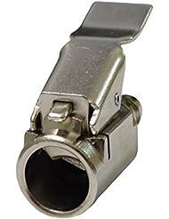 AERZETIX: Conector para bomba o compresor de neumático para bicicleta12mm