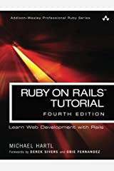 Ruby on Rails Tutorial: Learn Web Development with Rails (Addison-Wesley Professional Ruby) Paperback