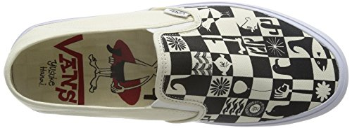 Vans Herren Slip-On Sf (Yusuke Hanai) checker/classic white