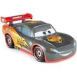 Disney Cars 2 - Coche carbon Rayo McQueen (Mattel DHM76)