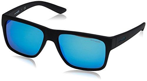 Arnette reserve, occhiali da sole unisex-adulto, matte black 01/25, 57