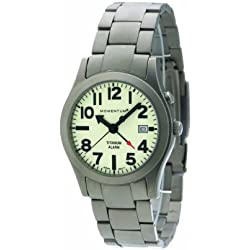 Momentum Herren-Armbanduhr XL PATHFINDER II Analog Quarz Titan 1M-SP54L0