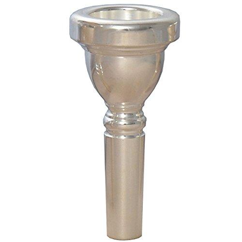 Posaune (6 1/2 AL-L) großer Schaft Mundstück weitere Schaft PosaunenmundstückSoundman® Mundstück für Tenorposaune weite Bohrung Baritonhorn Bariton Euphonium Tenor Posaune (6 1/2 AL-L)