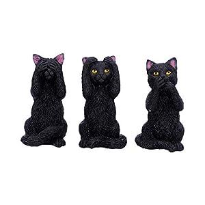 Nemesis Now Three Wise Felines