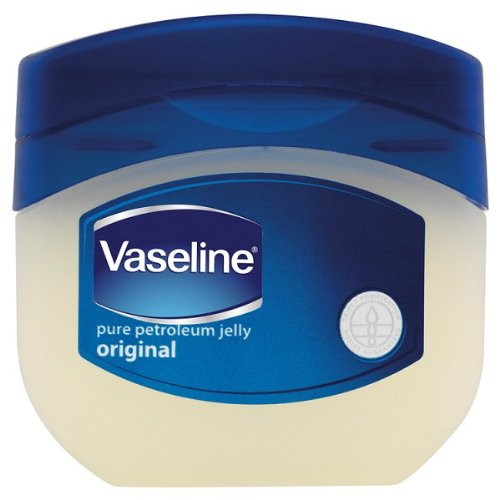 Vaseline Pure Petroleum Jelly Original 50ml - Pack of 12 -
