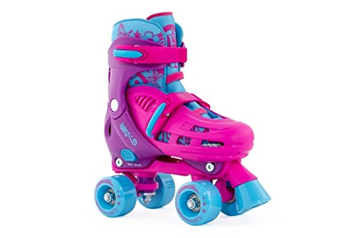SFR Hurricane Adjustable Kids Quads Pink