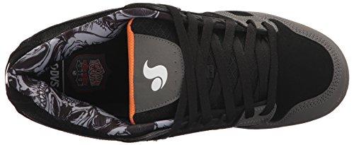 DVS Celsius, Herren Sneakers Grau (Charcoal Black Nubuck)