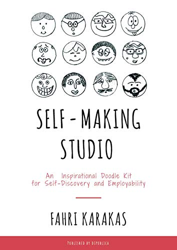 Doodle-kits (Self-Making Studio: An Inspirational Doodle Kit for Self-Discovery and Employability (English Edition))