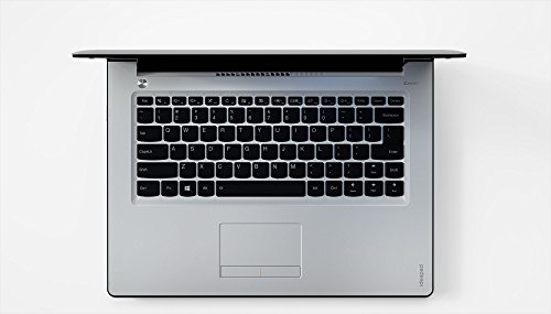 Lenovo Ideapad 310 80TU00D2IH 14-inch Laptop (7th Gen i5-7200U/4GB/1TB/Win 10/Integrated Graphics), Silver with Pre-Loaded MS Office