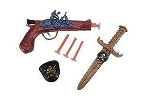 Simba 108046362 - Set de 7 armas de pirata