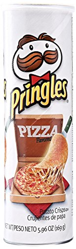 Pringles Potato Chips Pizza, 169g