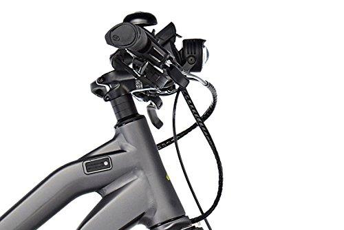 9b91519dc81564 HAIBIKE Xduro Trekking 4.0 Damen titan lime matt 2017 E-Trekkingrad -  fahrrad e-bike echt günstig kaufen
