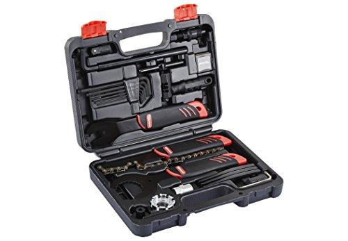 Red Cycling Products Home Toolbox Werkzeugkoffer 22 tlg. 2018 Fahrrad-werkzeug