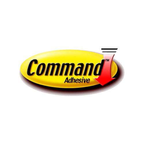 Command ganchos y tiras adhesivas para colgar utensilios for Colgar utensilios de cocina