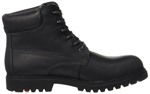 Lloyd Herren Vulcano Gore-tex Combat Boots Schwarz (schwarz)