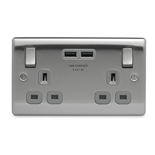 bg-electrical-masterplug-13amp-brushed-steel-double-sockets-with-2-x-usb-charger-31amp