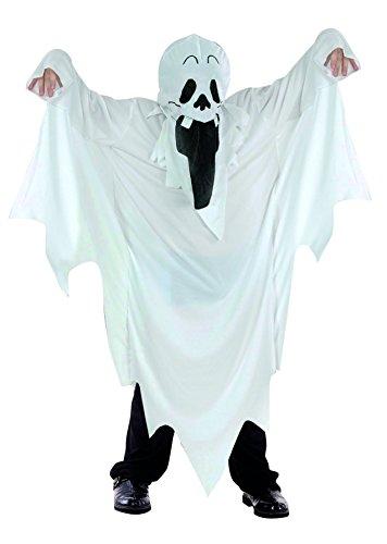 Ciao Fantasma Costume Bambino, 7-10 Anni