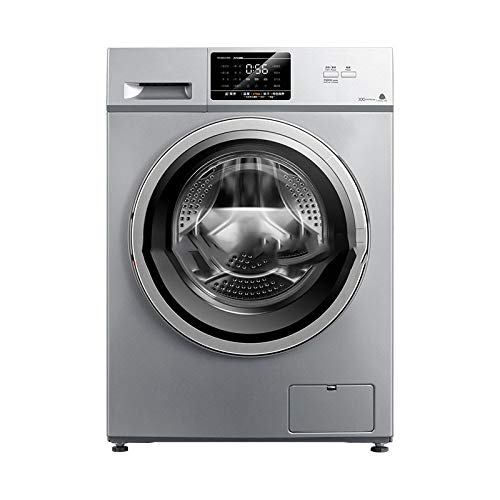 10 kg große Kapazität Trommelwaschmaschine Trocknungsgeräte Waschmaschine Waschdampftrocknungsluft Pökelaromas Grad an Energieeffizienz Frequenz Mute