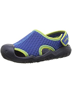 Crocs Swiftwater Mesh Sandals Kids, Sandalias Punta Cerrada Unisex niños