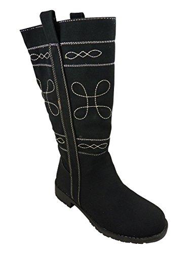 Chaussmaro - Stivali donna Nero (nero)