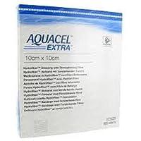 AQUACEL Extra Wundauflage 10cm x 10cm x5420672(Wunde, cruris, post-op, Verbrennungen) preisvergleich bei billige-tabletten.eu