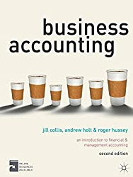Business Accounting: An Introduction to Financial and Management Accounting