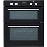 SIA DO101 Built Under Double Fan Electric Oven With Programmable Digital Timer