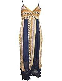 ce7133a559c Marks and Spencer Ladies Ex per UNA Strappy Ethnic Print Maxi Dress
