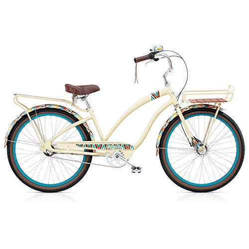 Electra Cruiser 3i Damen Fahrrad Tapestry Stadt Cruiser Retro Ladies Aluminium Rad Bike, 571564 -