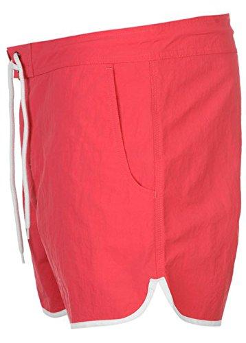 Fabric Herren Badeshort mehrfarbig mehrfarbig One size Fuchsia Pink