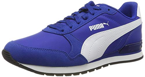 Puma ST Runner v2 NL, Zapatillas de Cross Unisex Adulto, Azul (Surf The Web White), 42 EU