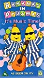 Picture Of Bananas In Pyjamas: It's Music Time! [VHS]
