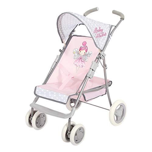 ColorBaby Sillita de Juguete Baby Hadas, Color Rosa (44916)