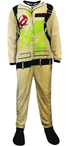 Ghostbusters Venkman Union Suit Onesie Costume